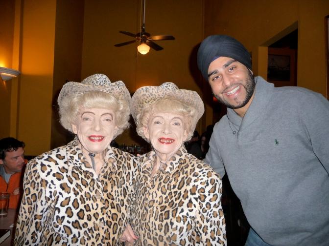 Brown Sisters at Uncle Vito's, San Francisco