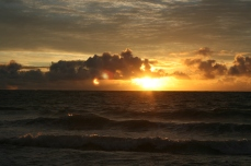 Sunrise, picture by Mark