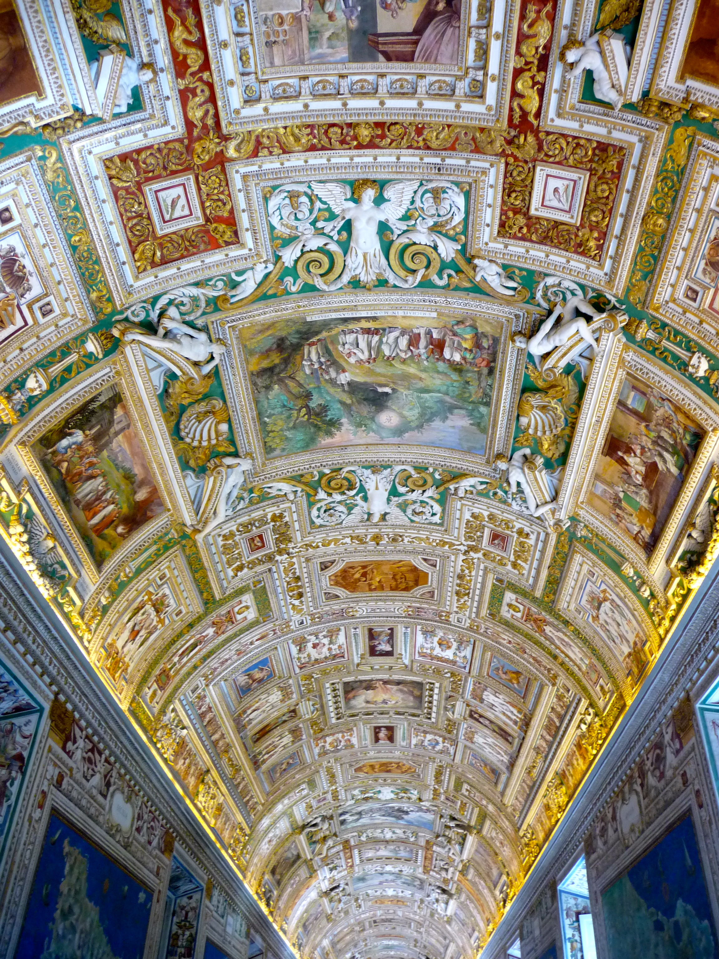 A Day At The Vatican