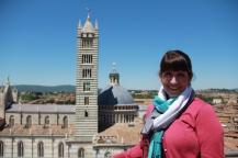 Above the Duomo