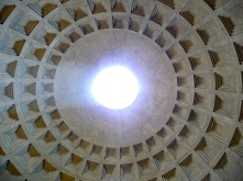 Dome in the Pantheon