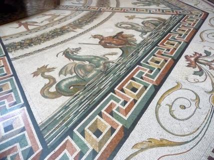 Mosaics at the Vatican