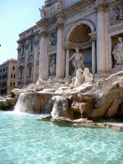 Trevi Fountain, Again