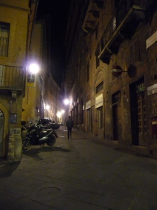 Alleys of Sienna