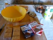 Ready to make dessert