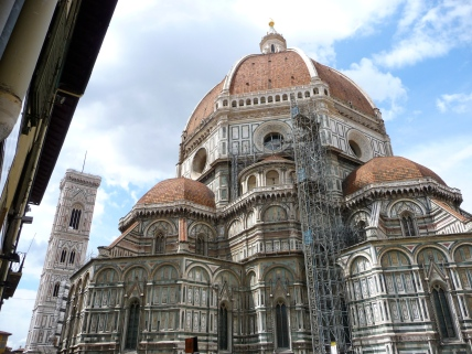 One last glance at the Duomo before moving on