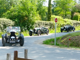Antique cars coming to the Festival des Delices, des Delires