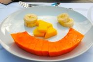 Breakfast happiness