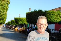 Tony on Calle La Calzada