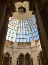 The dome of the Tate