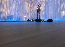 Marvin K. White at YBCA