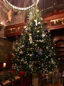 Biltmore Christmas tree