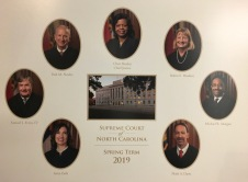 The NC Supreme Court