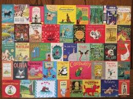 Children's Books Jigsaw