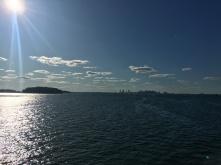 Approaching Boston